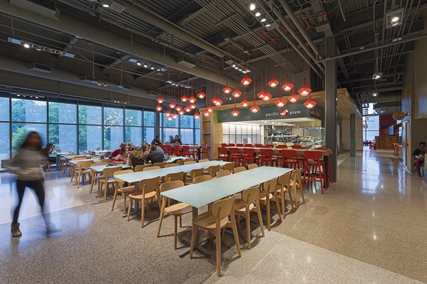 Western Michigan University Dining Center Project Receives Excellence in Construction Award