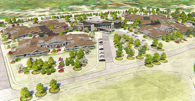 Bidders Sought for Southeast Michigan Veterans Home Project