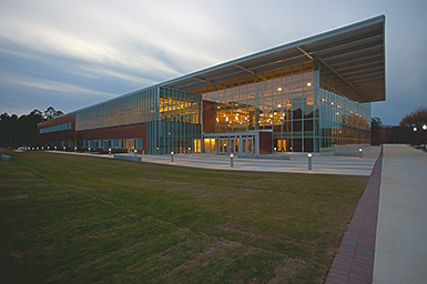Student Wellness and Recreation Center at GCSU Achieves LEED Silver Certification, Wins AGC Build Georgia Award